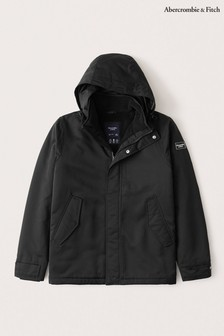 Abercrombie & Fitch Navy Tech Jacket