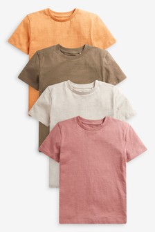 4 Pack T-Shirts (3-16yrs)