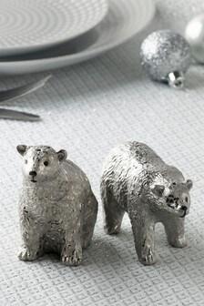 Polar Bear Salt And Pepper Pots