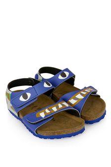 Birkenstock Boys Blue Palu Sandals