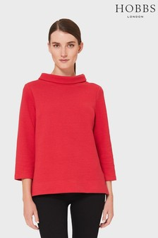 Hobbs Red Betsy Top