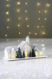 Light Up House Scene