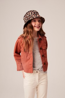 Crop Jacket (3-16yrs)