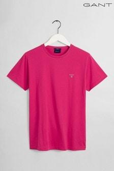 GANT Pink Original T-Shirt