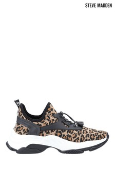 Steve Madden Match Lace-Up Trainers