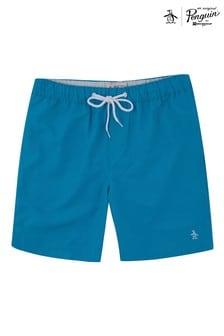 Original Penguin® Blue Daddy Swim Shorts