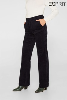 Esprit Blue Stretch Trousers