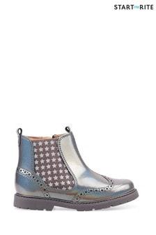 Start-Rite Metallic Chelsea Shoes