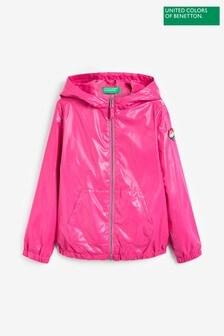 Benetton Pink Jacket