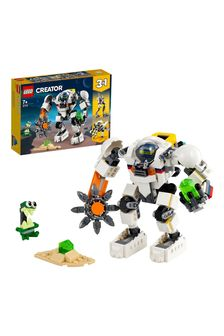 LEGO 31115 Creator 3-in-1 Space Mining Mech Toy
