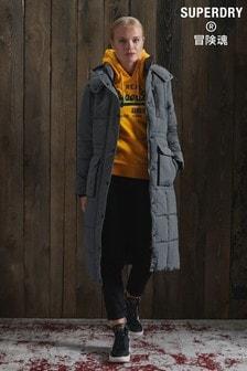 Superdry Longline Everest Coat