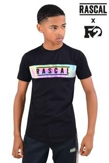 Rascal Black Odyssey T-Shirt