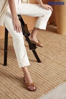 Birkenstock Ginger Brown Madrid Sandals