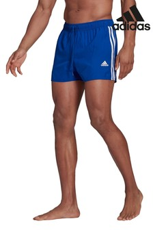 adidas Classic 3 Stripe Swim Shorts