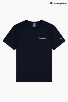 Champion Blue Crew Neck T-Shirt