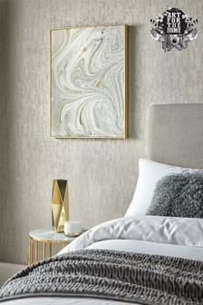 Marble Luxe Wall Art by Art For The Home