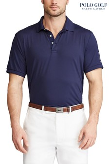 RLX by Ralph Lauren Sport Logo Short Sleeve Polo