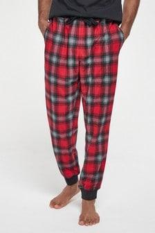 Cuffed Cosy Pyjama Bottoms