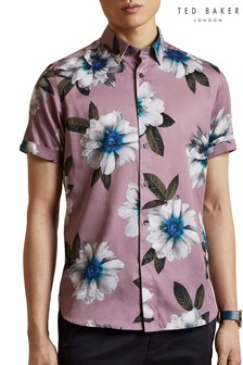 Ted Baker Butwhy Bold Floral Shirt