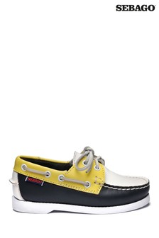 Sebago® Spinnaker Kids Boat Shoe