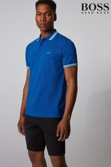 BOSS Blue Paddy Poloshirt
