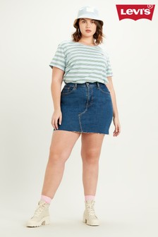Levi's® Plus Deconstructed Skirt