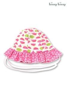Kissy Kissy Pink Watermelon Hat
