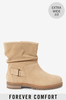 Cream Boots from the Next UK online shop
