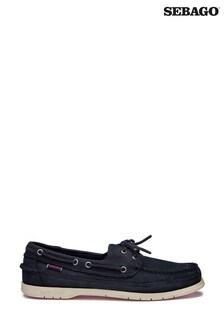 Sebago® Schooner Nubuck Boat Shoes
