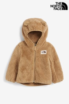 The North Face Infant Brown Campshire Teddy Fleece