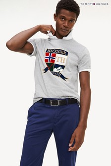 Tommy Hilfiger Shield Embroidery T-Shirt
