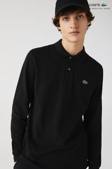 Lacoste® L1213 Long Sleeve Polo