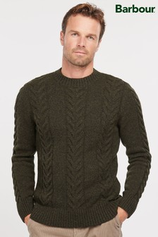 Barbour® Essential Cable Knit Jumper