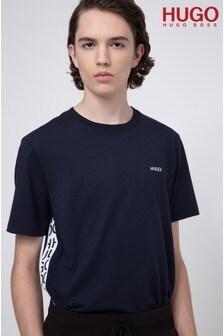 חולצת טי דגם Deres של HUGO