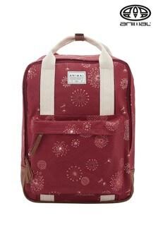 Animal Red Navigator Backpack