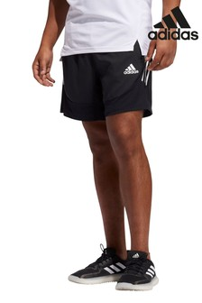adidas Aero 3 Stripe Shorts