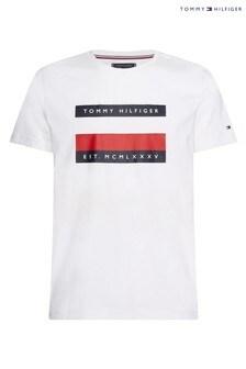 Tommy Hilfiger Global Stripe Box T-Shirt