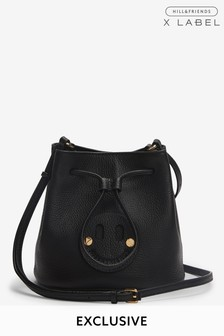 Mix/Hill & Friends Mini Bucket Bag