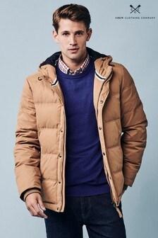 Crew Clothing Company Camel Ridley Jacket