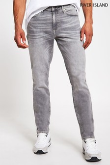River Island Light Grey Jeans