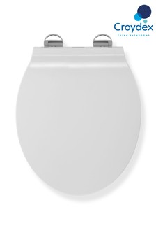Croydex Michigan Thermoset Toilet Seat