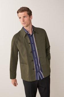 Slim Fit Worker Jacket
