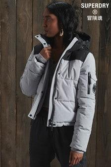 Superdry Quilted Everest Jacket