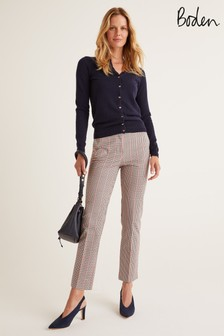 Boden Blue Richmond Trousers