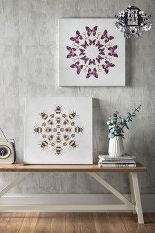 Beautiful Bees Wall Art by Art For The Home