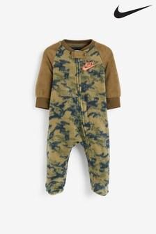 Nike Baby Khaki Camo All-In-One