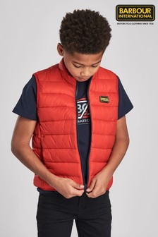 Barbour® International Boys Reed Gilet