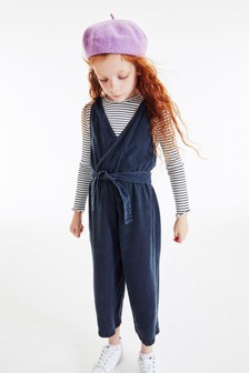 Jumpsuit With T-Shirt (3-16yrs)