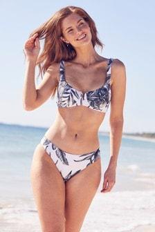 Non Pad Underwired V Bikini Top