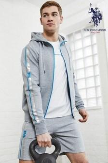 U.S. Polo Assn. Activewear Zip Hoody